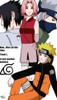 Team 7-Just a Memory by GaWjUzAnGeL