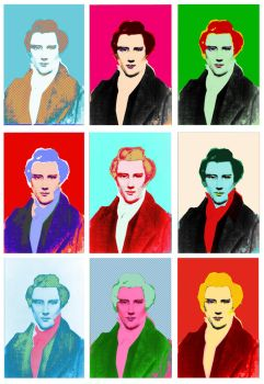 J. Smith Jr. Warhol by DJJazzyWeekes