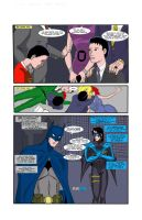 Batman and Nightwing 1 pg 1 by Heroid