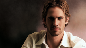 Paul Walker - Painting by Lasse17