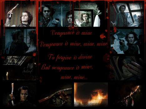 Sweeney Todd: They all deserve to die... by BasiliskRules