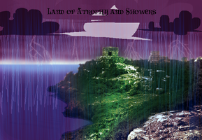 Land of Atrophy and Showers by preciouslittletoasty