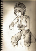 Toph -notebook- by charu-san