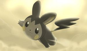 Emolga by All0412