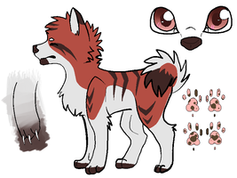 CLOSED Shiba Inu Point Adoptable by Anni-Adoptables