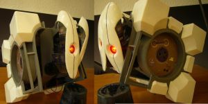 Frankenturret (Portal2) update - Heads attached by Corroder666
