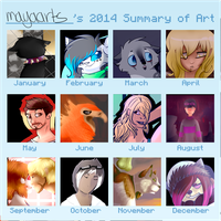 {Improvement Template} 2014 by MayaArts