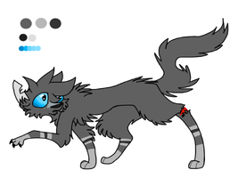 Rudy Official Ref' Sheet by XxFelix-The-KittyxX