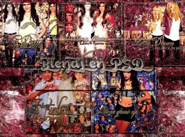 +Blends en PSD ~ by MoveLikeBiebs
