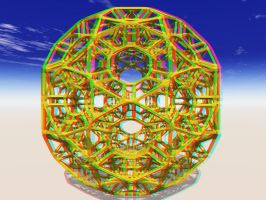 First Anaglyph by pyrohmstr