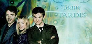 Team TARDIS by slavicbeastie
