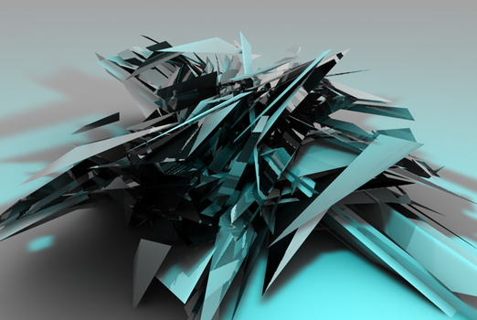abstract from my mind III by DeCoOdIf