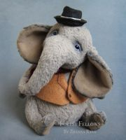 Elephant2 by Forest-Fellows