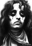 Alice Cooper by SavanasArt