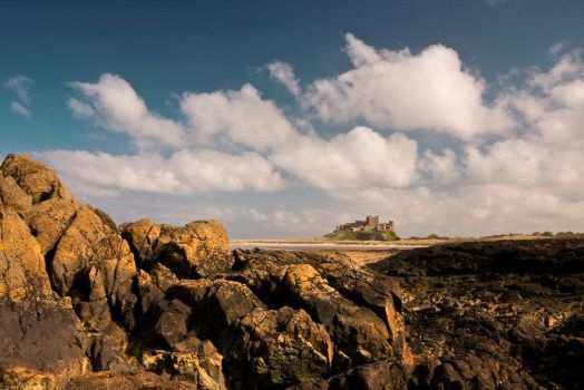 Bamburgh Castle 11 by newcastlemale