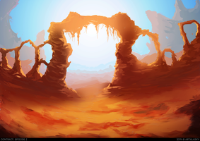 Contract: Episode I - Desert Environment by SkybladeRus