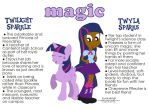 MLP Two Of A Kind: Magic by NewportMuse