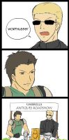 Resident Evil 5 Comic 8 by Kairi-Moon