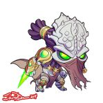 Cute but Deadly ZERATUL by NorseChowder