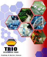 Trio Reasearch Park: Poster by SoulReaver9000
