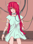 Elfen Lied Lucy by veggwhale