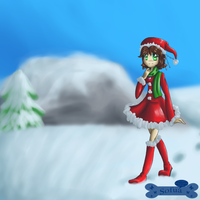 :SSS: Winter wonderland by Sofua