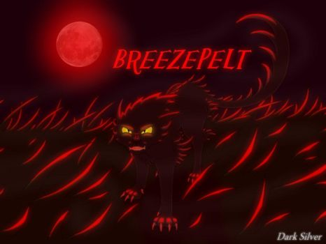Breezepelt by DarkSilverTiger