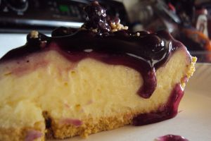 Blueberry Cheesecakes by LexyLou16