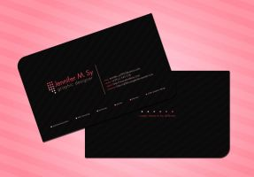 Business card 3 by g0thicAngeL