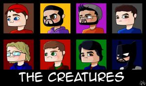 the creatures by IshmanAllenLitchmore