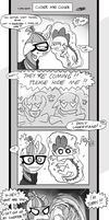 Friendship is Innuendo 11-05: Closer And Closer by Loreto-Arts