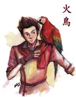 TLOK: The Macaw by LiniAriva