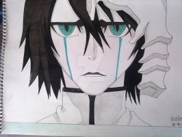 Ulquiorra :33 by LuciaKH