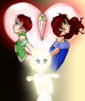 All forms of me by Miha-Hime