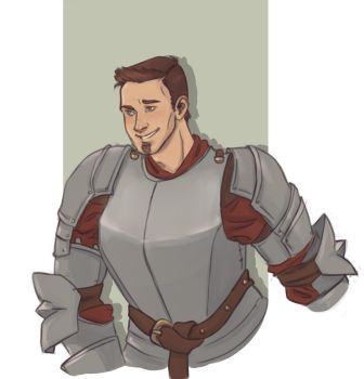 Alistair - as a wee lad by captainceranna