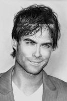 Ian Somerhalder by ingus91