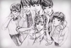 EXO-K by AlmightyCrow