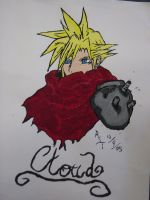 Cloud- Finished by AelVampire
