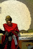 Trigun Cosplay photoshop 2 by Steve8238