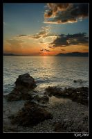 Makarska Sunset xyz 5 by Klek