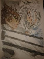 Allen and Nea by Mika1991