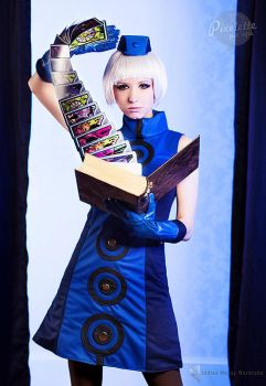 Elizabeth from Persona 3 by Riddle1