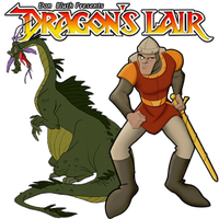 Dragon's Lair Remastered by POOTERMAN