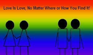 Love is Love No Matter What by Busted-Love