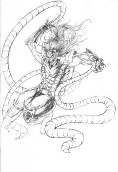 Omega red by olodumare