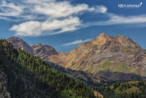 Soft Rays on the Hills by mjohanson