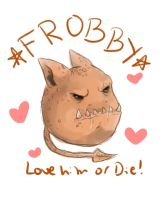 Frobby Love by p-o-c-k-e-t