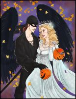 Happy Halloween 2010 by temiel