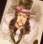Rob Lucci by Frog-of-Rock