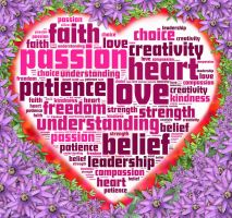 The Passionate Heart by DeaconStone
